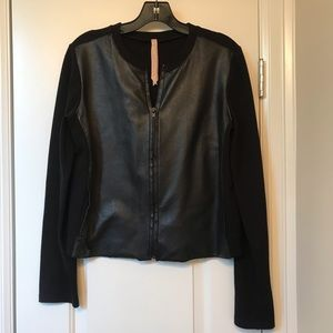 Bailey 44 Faux Leather Jacket